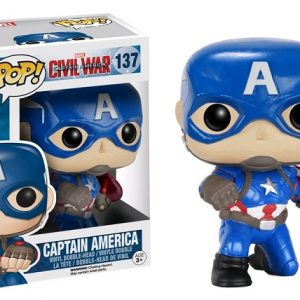 Dragonball Pop Vinyl: Goku & Flying Nimbus #109 - image 06_CivilWar_Captain-America-Pose-300x300 on http://pop.toys