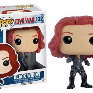 Civil War: 4 Pack Spider-Man, Hawkeye Pop Vinyl with Iron Man & Captain America key chains - image 08_CivilWar_BlackWidow-300x300 on http://pop.toys