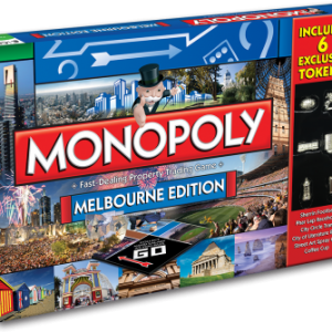 Back to the Future - OUTATIME Dice Game - image 37_Melbourne-Monopoly-300x300 on http://pop.toys