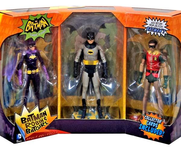 Batman 1966: Batman, Robin & Batgirl 6
