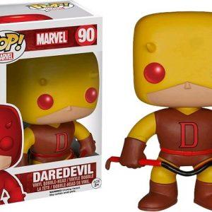 Civil War: 4 Pack Spider-Man, Hawkeye Pop Vinyl with Iron Man & Captain America key chains - image 87_Daredevil-Yellow-Pop-Vinyl-Figure-300x300 on http://pop.toys