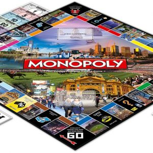 Back to the Future - OUTATIME Dice Game - image WIN001094-Monopoly-Melbourne-EditionA-300x300 on http://pop.toys