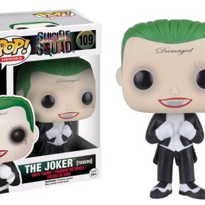 Suicide Squad Pop Vinyl: The Joker (in Tuxedo) #109