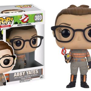Ghostbusters Pop Vinyl: Abby Yates
