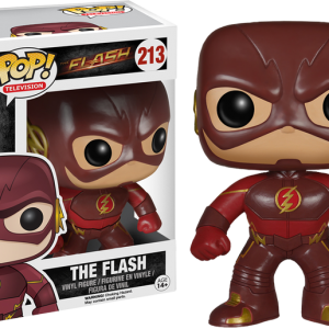 The Flash TV Show Pop Vinyl: The Flash