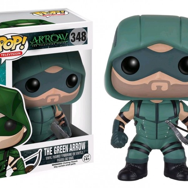 Arrow Pop Vinyl: The Green Arrow #348