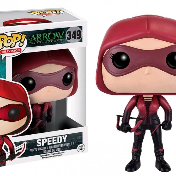 Arrow Pop VInyl: Speedy #349