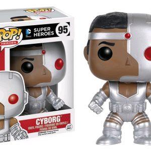 DC Comics Pop Vinyl: Cyborg