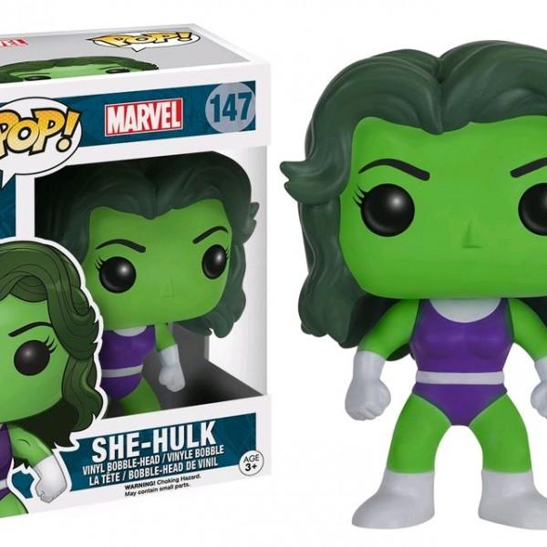 Marvel Pop Vinyl: She-Hulk in Melbourne