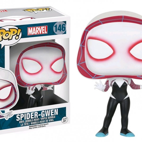 Marvel Pop Vinyl: Spider-Gwen