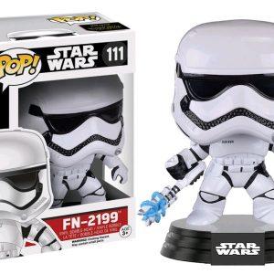 Star Wars Episode 7 Pop Vinyl: FN-2199 #111