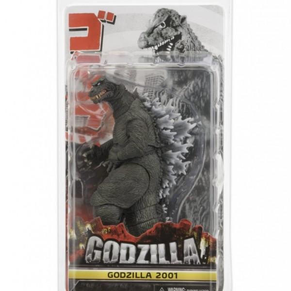 Godzilla 2001 by NECA 7
