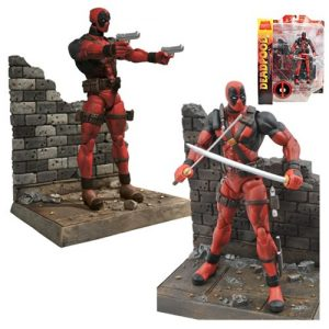 Back to the Future - OUTATIME Dice Game - image MarvelSelect_Deadpool-300x300 on http://pop.toys