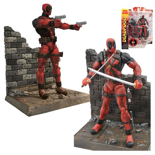 Marvel Select Deadpool 7