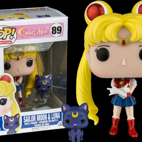 Sailor Moon Pop Vinyl: Sailor Moon with Luna #89 Glitter Exclusive - image sailor-moon-89-glitter-exclusive-pop-vinyl-600x600 on http://pop.toys