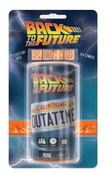 Back to the Future - OUTATIME Dice Game - image Back-to-the-Future-Card-Outatime-213x348 on http://pop.toys