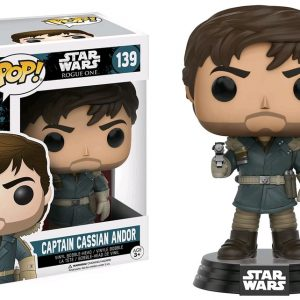 Star Wars Episode 7 Pop Vinyl: Kylo Ren (Final Battle) #105 - image SW-Rogue-One-139-Capt-Cassian-Andor-Mountain-300x300 on http://pop.toys