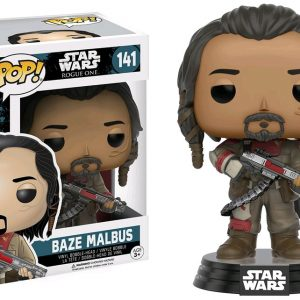 Star Wars Episode 7 Pop Vinyl: Kylo Ren (Final Battle) #105 - image SW-Rogue-One-141-Baze-Malbus-300x300 on http://pop.toys