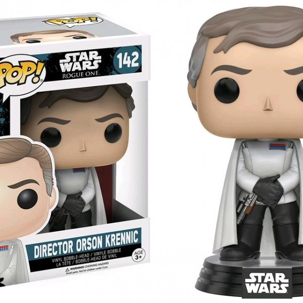 Star Wars Rogue One Pop Vinyl Director Orson Krennic #142 - image SW-Rogue-One-142-Director-Orson-Krennic-600x600 on http://pop.toys