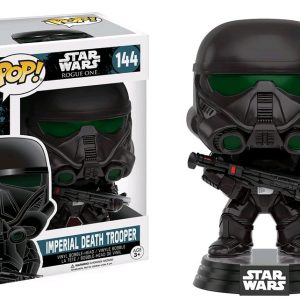 Star Wars Rogue One Pop Vinyl Darth Vader (Force Choke) #157 - image SW-Rogue-One-144-Imperial-Death-Trooper-300x300 on http://pop.toys