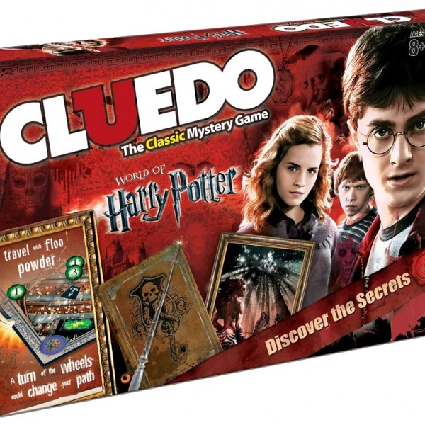 The World of Harry Potter Cluedo [2017 release] - image Cluedo-Harry-Potter-Edition-600x600 on http://pop.toys