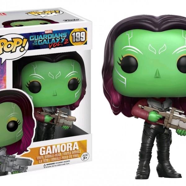 Marvel Pop Vinyl: Guardians of the Galaxy Vol 2 Gamora #199 - image GOTG2-199-Gamora-POP-600x600 on http://pop.toys