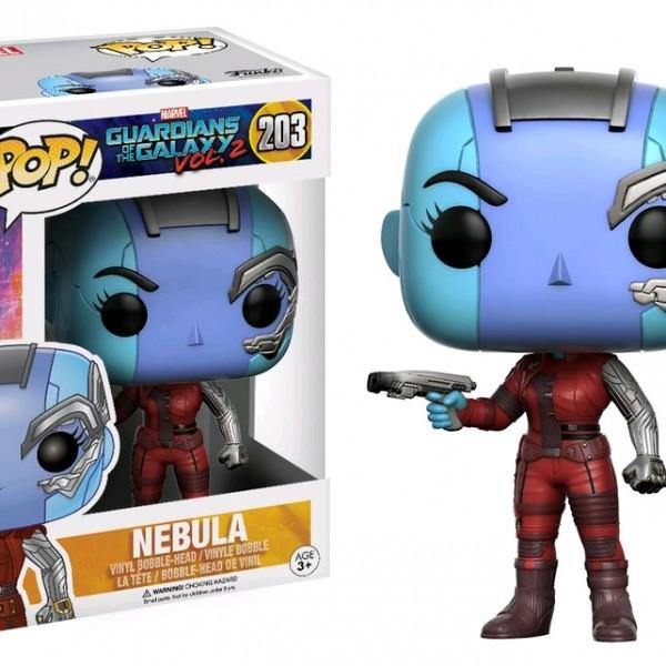 Marvel Pop Vinyl: Guardians of the Galaxy Vol 2 Nebula #203 - image GOTG2-203-Nebula-POP-600x600 on http://pop.toys