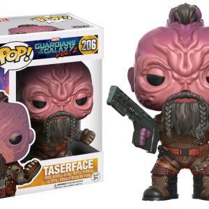 Marvel Pop Vinyl: Guardians of the Galaxy Vol 2 Groot #202 - image GOTG2-206-Taser-Face-POP-300x300 on http://pop.toys