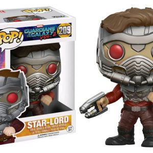 Marvel Pop Vinyl: Guardians of the Galaxy Vol 2 Groot #202 - image GOTG2-209-Star-Lord-Masked-POP-300x300 on http://pop.toys
