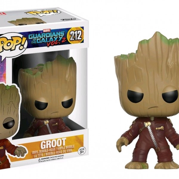 Marvel Pop Vinyl: Guardians of the Galaxy Vol 2 Groot Angry Ravagers #212 - image GOTG2-212-Groot-Angry-Ravagers-POP-600x600 on http://pop.toys