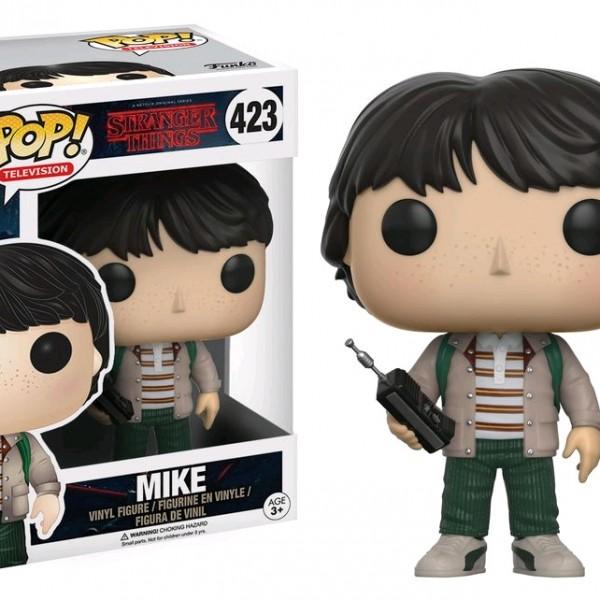 Stranger Things Pop Vinyl: Mike with walkie talkie #423 - image Stranger-Things-423-Mike-POP-600x600 on http://pop.toys