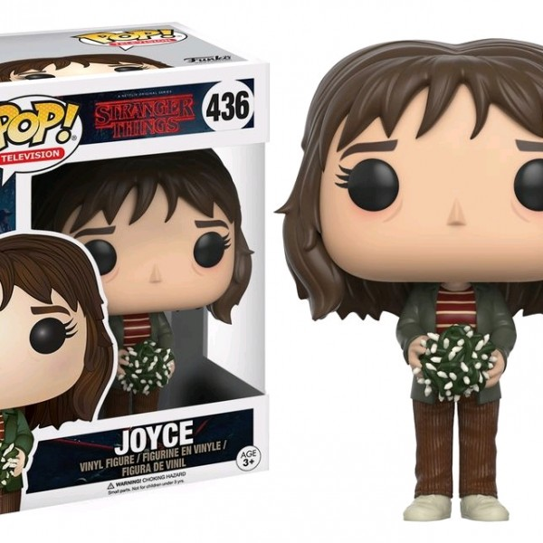 Stranger Things Pop Vinyl: Joyce with lights #436 - image Stranger-Things-436-Joyce-POP-600x600 on http://pop.toys