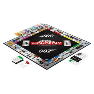 Back to the Future - OUTATIME Dice Game - image james_bond_007_monopoly_2_-300x300 on http://pop.toys