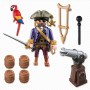 Playmobil Pirates 6684 Pirate Captain figure - image 6684-15-p-contents-180x180 on http://pop.toys