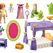 Playmobil Princess 6851 Princess Chamber with Cradle - image 6851_product_box_back-180x180 on http://pop.toys