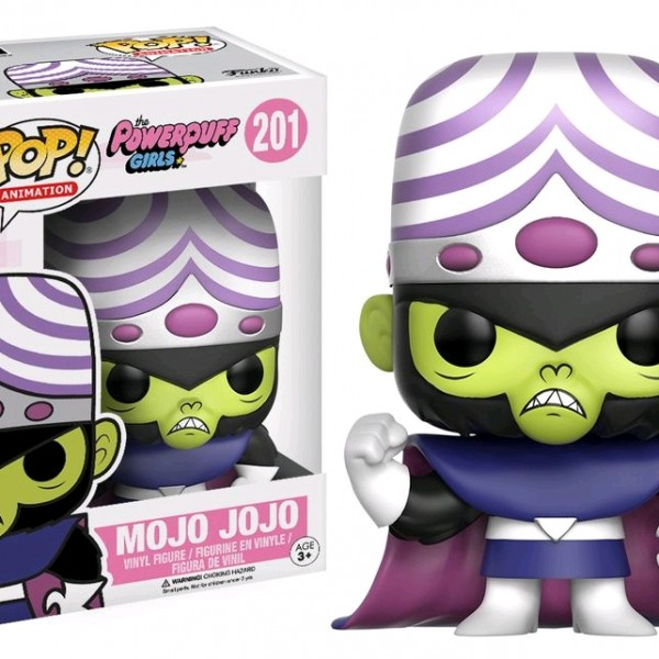 Powerpuff Girls Pop Vinyl: Mojo Jojo #201 - image PPG-MOJO-JOJO-POP-600x600 on http://pop.toys