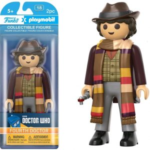 Playmobil Funko Dr Who: Eleventh Doctor 11th 5