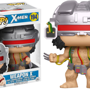 Marvel Pop Vinyl: Star-Lord (Mixed Tape) #155 - image x-men-logan-weapon-x-wolverine-pop-vinyl-300x300 on http://pop.toys