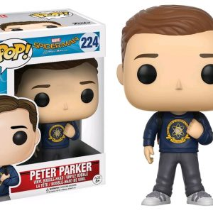 Marvel Pop Vinyl: Star-Lord (Mixed Tape) #155 - image Spiderman-HC-Peter-Parker-POP-300x300 on http://pop.toys