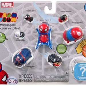 Marvel Tsum Tsum 3 Pack Series 2 Figures - Captain America, Spider-Gwen and Hidden - image Marvel-Tsum-Tsum-Series-4-Spider-man_package-300x300 on http://pop.toys