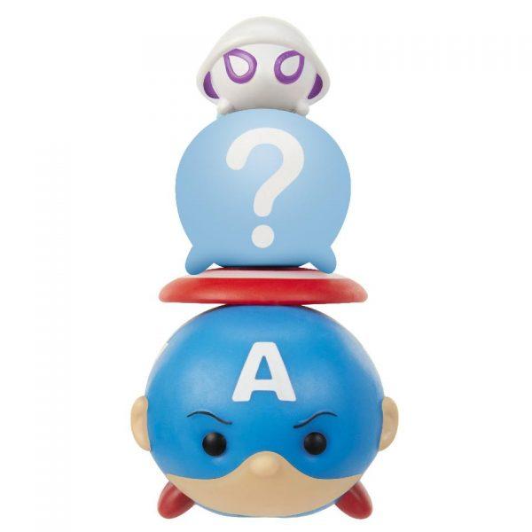 Marvel Tsum Tsum 3 Pack Series 2 Figures - Captain America, Spider-Gwen and Hidden - image marvel-tsum-tsum-3-pack-series-2-figures-captain-america-spider-gwen-hidden-866E6617.zoom_-600x600 on http://pop.toys