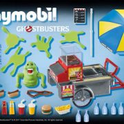 Playmobil Ghostbusters 9222 Slimer and Hot Dog Stand Playset - image GB_9222_Slimer_back-180x180 on http://pop.toys