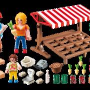 Playmobil Country 6121 Farmer's Market - image 6121_farmersmarket_box_back-180x180 on http://pop.toys