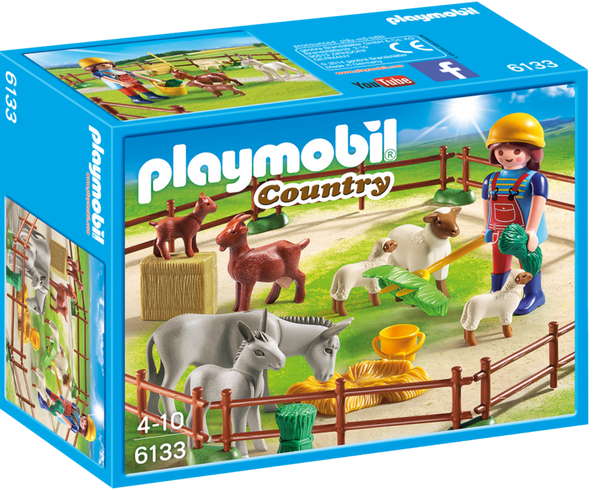 Playmobil Country 6133 Farm Animal Pen - image 6133_product_box_front-600x490 on http://pop.toys