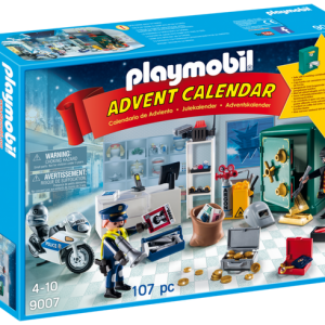 Playmobil City 9007 Advent Calendar: Jewel Thief Police Operation - image 9007_adventcalendar_box_front-300x300 on http://pop.toys