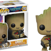 Marvel Pop Vinyl Civil War: Winter Soldier #129 - image gotg2-groot-bomb-gear-funko-pop-vinyl-180x180 on http://pop.toys