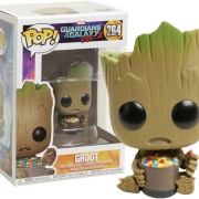 Homecoming Pop Vinyl: Spider-Man (Homemade suit Unmasked) #223 - image marvel-GOTG2-groot-with-candy-bowl-funko-pop-vinyl-figure-180x180 on http://pop.toys