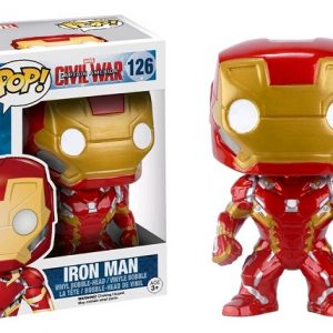 Five Nights at Freddy's Pop Vinyl: FOXY THE PIRATE #109 FNAF - image 02_CivilWar_IronMan-300x300 on https://pop.toys