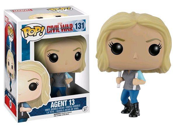 Marvel Pop Vinyl Civil War: Agent 13  #131 - image 07_CivilWar_Agent13-600x438 on https://pop.toys