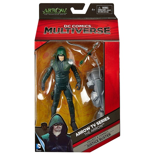"DC Multiverse Arrow 6"" figure - dc heroes - pop toys"